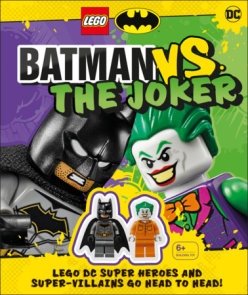 LEGO Batman Batman Vs The Joker