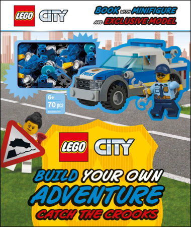 LEGO City Build Your Own Adventure Police Chase
