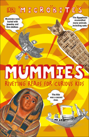 Microbites: Mummies by DK