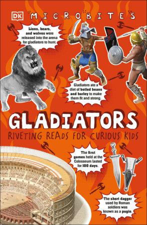 Microbites: Gladiators by DK