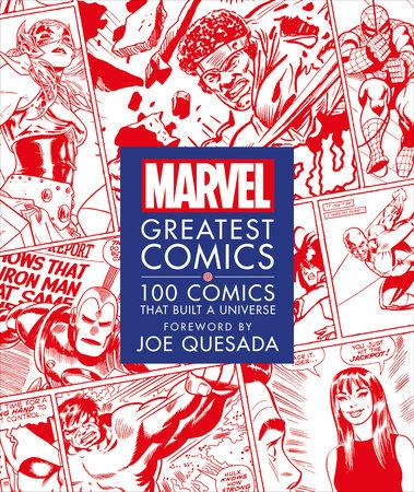 Marvel Greatest Comics by Melanie Scott and Stephen Wiacek