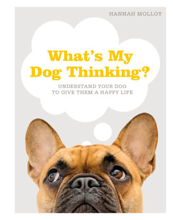 What's My Dog Thinking? by Hannah Molloy