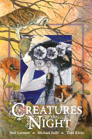 Creatures of the Night (Second Edition) by Neil Gaiman