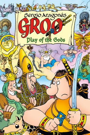 Groo: Play of the Gods by Sergio Aragones and Mark Evanier