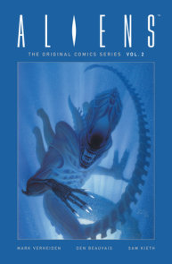 Aliens: The Original Comics Series-Nightmare Asylum and Earth War