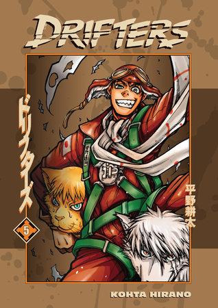Drifters Volume 5 by Kohta Hirano