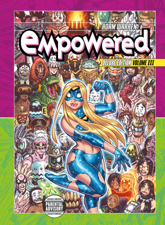 Empowered Deluxe Edition Volume 3 by Adam Warren