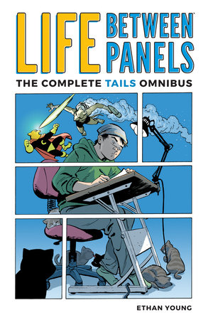 Life Between Panels by Ethan Young