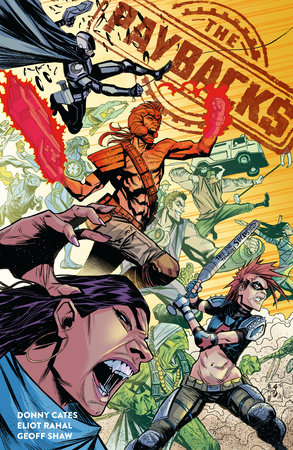 The Paybacks Collection by Donny Cates and Eliot Rahal