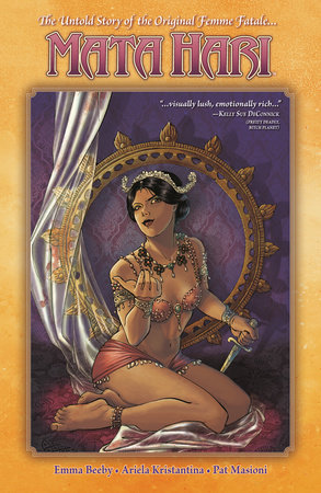 Mata Hari by Emma Beeby