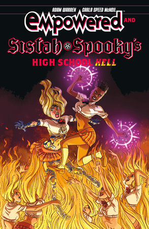 Empowered & Sistah Spooky's High School Hell by Adam Warren