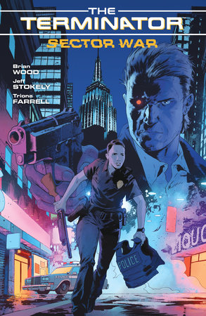 Terminator: Sector War by Brian Wood