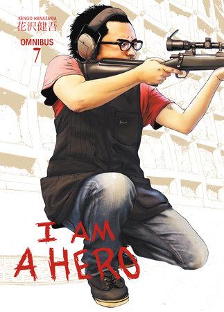 I Am a Hero Omnibus Volume 7 by Kengo Hanzawa