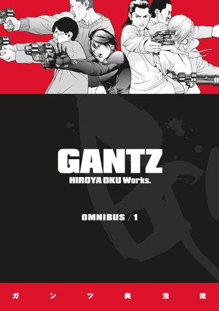 Gantz Omnibus Volume 1 by Hiroya Oku