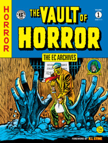 The EC Archives: The Vault of Horror Volume 1