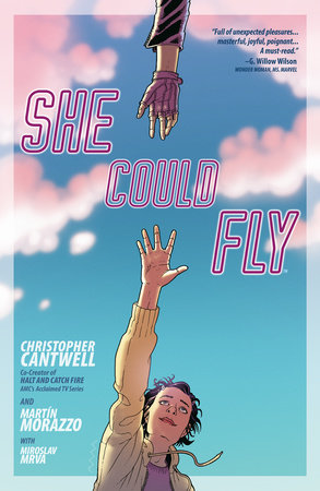 She Could Fly by Christopher Cantwell