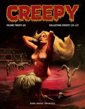 Creepy Archives Volume 26 by Nicola Cuti