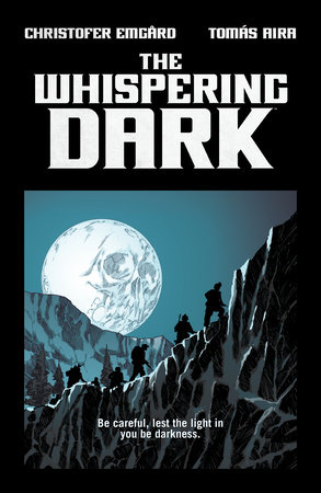 The Whispering Dark by Christofer Emgard