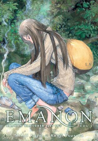 Emanon Volume 3: Emanon Wanderer Part Two by Shinji Kajio