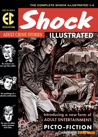 The EC Archives: Shock Illustrated by Daniel Keyes and Al Feldstein