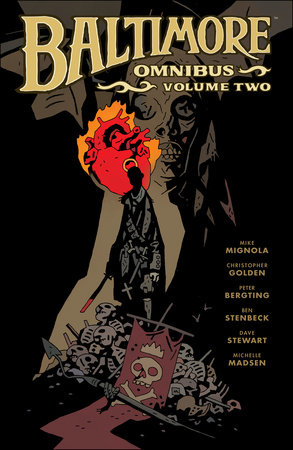 Baltimore Omnibus Volume 2 by Mike Mignola and Christopher Golden