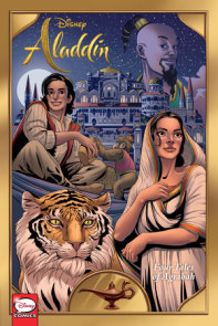 Disney Aladdin: Four Tales of Agrabah (Graphic Novel)
