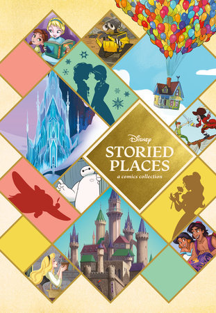 Disney Storied Places by Rhona Cleary, Eduardo Jauregui and Various