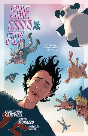 She Could Fly Volume 2: The Lost Pilot by Christopher Cantwell