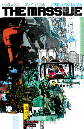 The Massive Omnibus Volume 1 by Brian Wood