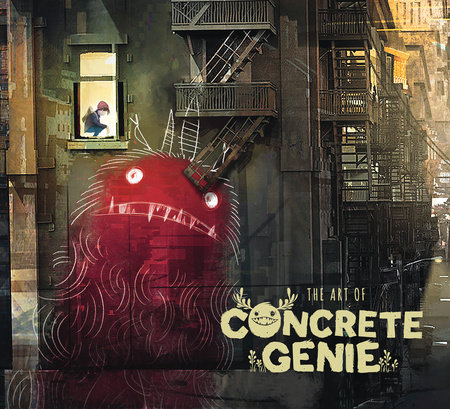 The Art of Concrete Genie by
