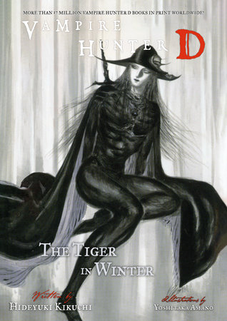 Vampire Hunter D Volume 28: The Tiger in Winter by Hideyuki Kikuchi