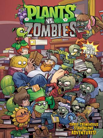 Plants vs. Zombies Boxed Set 5 by Paul Tobin