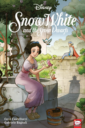 Disney Snow White and the Seven Dwarfs by Disney and Cecil Castellucci