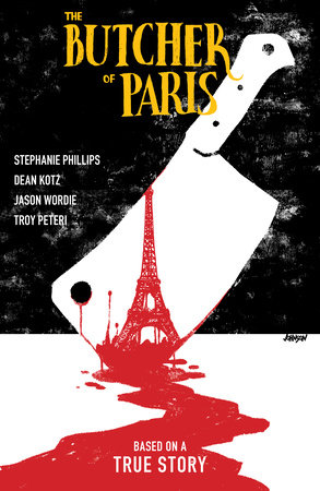 The Butcher of Paris by Stephanie Phillips
