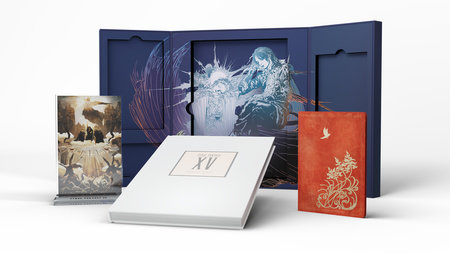 Final Fantasy XV Official Works Limited Edition by Square Enix