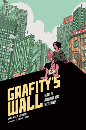 Grafity's Wall Expanded Edition by Ram V