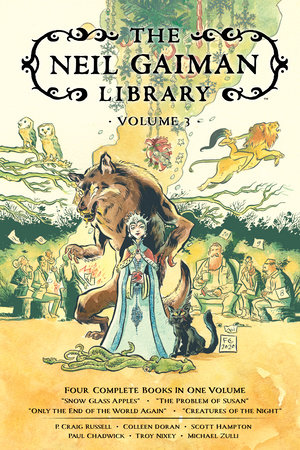 The Neil Gaiman Library Volume 3 by Neil Gaiman