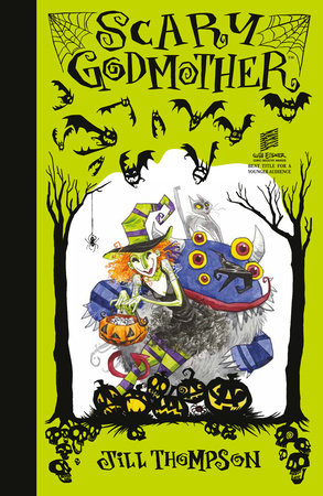 Scary Godmother Omnibus by Jill Thompson