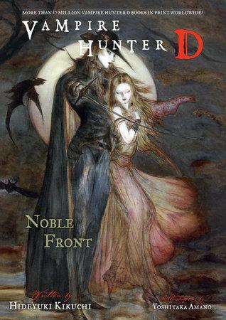 Vampire Hunter D Volume 29: Noble Front by Hideyuki Kikuchi