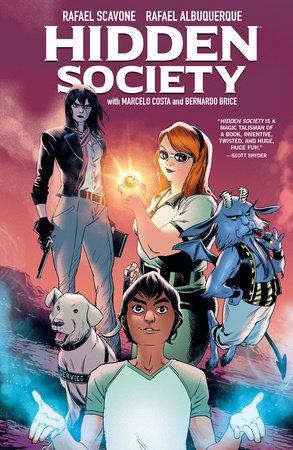 Hidden Society by Rafael Scavone