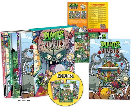 Plants vs. Zombies Boxed Set 7 by Paul Tobin