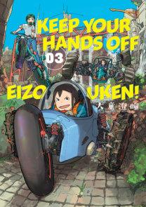 Keep Your Hands Off Eizouken! Volume 3