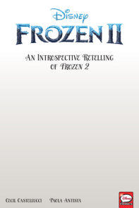 Disney Frozen 2 Graphic Novel Retelling