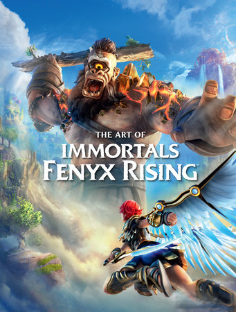The Art of Immortals: Fenyx Rising by Ubisoft