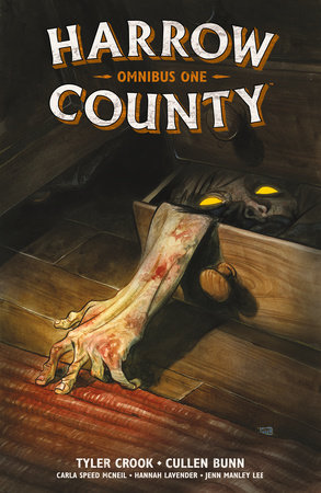 Harrow County Omnibus Volume 1 by Cullen Bunn