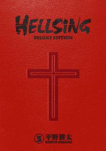 Hellsing Deluxe Volume 3
