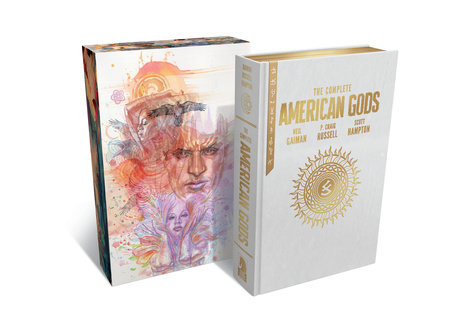 The Complete American Gods (Graphic Novel) by Neil Gaiman and P. Craig Russell