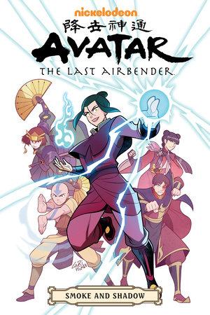 Avatar: The Last Airbender--Smoke and Shadow Omnibus by Gene Luen Yang