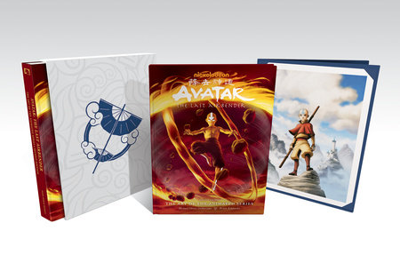 Avatar: The Last Airbender  The Art of the Animated Series Deluxe (Second Edition) by Michael Dante DiMartino and Bryan Konietzko