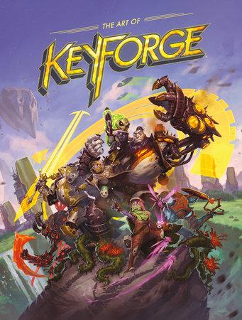 The Art of KeyForge by Asmodee